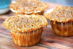 Mini Cupcake Pan, Mini Cupcakes, Bunt Cakes, Danish Food, Small Cake, Tapas, Deserts, Appetizers, Sweets