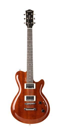 Godin Guitars Icon Series Type2 Classic Natural