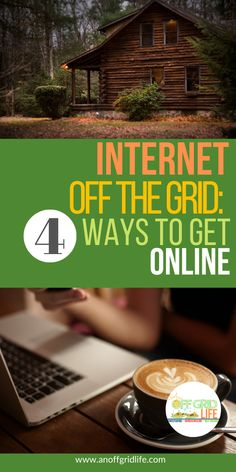 We live, work, and homeschool off the grid in Canada's far north and we have excellent Internet. Learn what we do and options to consider for getting internet off grid.