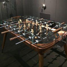 MESA DE PEBOLIM DB16-01 House Inside, Game Room, Future House, Playroom, Industrial, Yard, Ceiling Lights, Games, Table