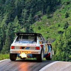 Psa Peugeot, Peugeot 205, Maserati, Lamborghini, 205 Turbo 16, Motocross, Course Automobile, Rally Raid, Mazda