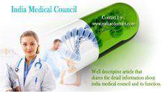 Well descriptive article that shares the detail information about india medical council and its function. India Education, Medical Council, India Information, Health Care, Knowledge, Wellness, Facebook, Detail, Consciousness