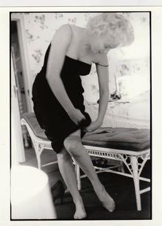 Marilyn Monroe, 1955. Edward Feingersh. Silver gelatin print