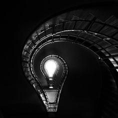 Stairs by Joni Järvinen, via 500px
