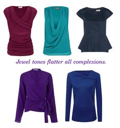 Mid-Tone Colors What to wear for business headshots - Leaders in Heels | For Successful Women in Business