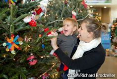 Visit the Zoological Society's Fantastic Forest in the Zoo's entrance building Dec. 5-31