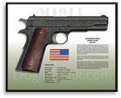 1911 Pistol, Colt 1911, Revolver, Ww2 Weapons, Airsoft Gear, 45 Acp, Nail Gun, Cool Guns, Guns And Ammo