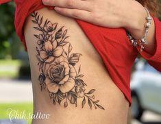tattoo designs for women & tattoo designs ; tattoo designs for women ; Rib Tattoos For Women, Tattoos For Women Flowers, Beautiful Flower Tattoos, Pretty Tattoos For Women, Forearm Tattoos, Body Art Tattoos, Sleeve Tattoos, Cool Tattoos, Tatoos