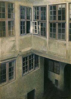 Vilhelm Hammershøi   Mon musée imaginaire