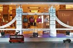 Looking Back at Dior's Mega-Sized Harrods Pop-Up - BoF - The Business of Fashion