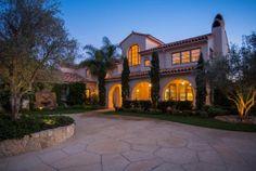A Spanish influenced home. Montecito, CA $8,900,000