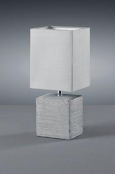 Deze Trio Ping tafellamp kopen voor € 17,34? Landelijke tafellamp met stoere uitstraling