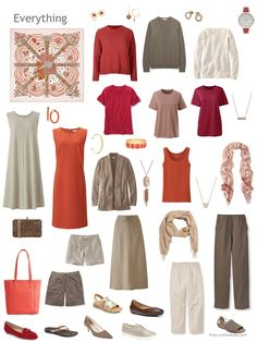 Build a Capsule Wardrobe in 12 Months, 12 Outfits - July 2017
