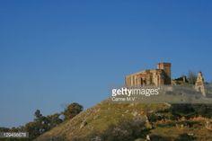 Old Moorish castle and Gothic church, Aracena, Andalucia, Spain.... #aracena: Old Moorish castle and Gothic church, Aracena,… #aracena