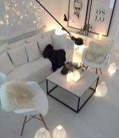 59 Awesome Scandinavian Living Room Ideas