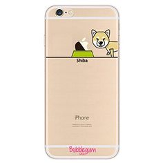 BubbleGum® for iPhone Models DOG Case Collection - Tpu: Amazon.co.uk…