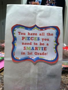 Classroom Freebies Too: End of Year Gifts