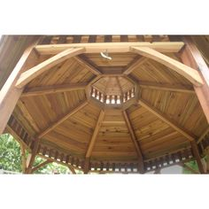 You'll love the Bayside 10 Ft. W x 10 Ft. D Wood Permanent Gazebo at Wayfair - Great Deals on all Outdoor products with Free Shipping on most stuff, even the big stuff.