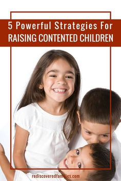 Raising contented children in a consumer driven world is a challenge for any…