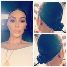 Kim Kardashian Doobie Wrap Hair Controversy | March 2017 | POPSUGAR Beauty