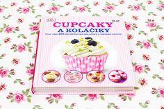 Kuchárska kniha Cupcaky a koláčiky (recenzia) - KAMzaKRÁSOU.sk