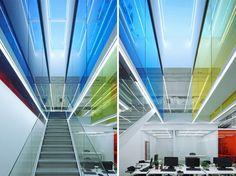 21 Cake Headquarters Architecture