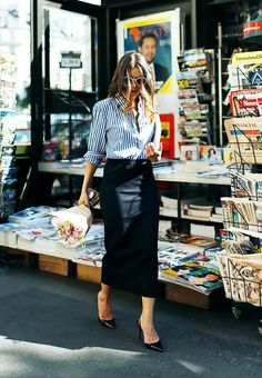 12 Flattering Fashion Rules French Girls Use Every Day via @WhoWhatWearUK