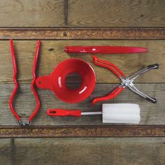 Complete Home Canning Tool & Utensil Kit - Canning Equipment