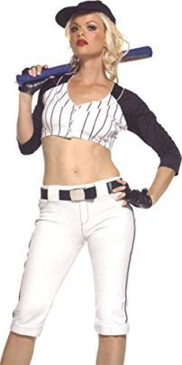 2018 Star Baseball Player Sexy Adult Costume Size Small/Medium and more Baseball Costumes for Women, Sports Costumes for Women, Women's Halloween Costumes for Baseball Halloween Costume, Baseball Costumes, Halloween Costumes, Halloween 2019, Halloween Ideas, Sexy Adult Costumes, Costumes For Women, Leg Avenue, Baseball Players