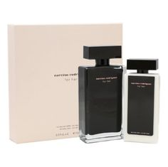 Narciso Rodriguez By Narciso Rodriguez For Women Gift Set (Eau De Toilette Spray 3.3-Ounce / 100 Ml + Her Body Lotion 3.3-Ounce) by Narciso Rodriguez. $79.99. Recommended Use: casual. Design House: Narciso Rodriguez. Fragrance Notes: Pink Pepper, Lavender, Patchouli, Violet, Amber, Woody Accord. Narciso Rodriguez Gift Set (Eau De Toilette Spray 3.3 Oz / 100 Ml + Her Body Lotion 3.3 Oz) For Women By Narciso Rodriguez. Narciso Rodriguez For Her Is A True Modern Fragran...