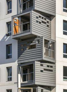 Le Carré en Seine / PietriArchitectes