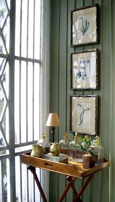 Andrew Maier Interior Design Portfolio, butler's tray