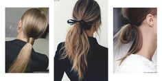 Why The Ponytail Is Making A Comeback | sheerluxe.com