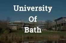University Of Bath University Of Bath