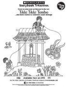 1000 images about tikki tikki tembo on pinterest for Tikki tikki tembo coloring pages