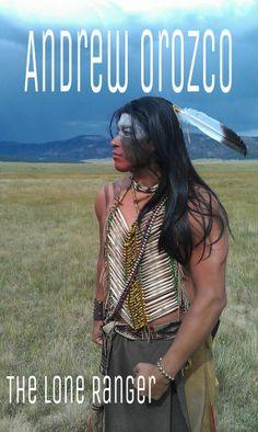 Andrew Orozco -Pima, Salt River Tribe