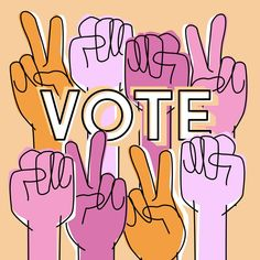 Rock the Vote's Guide to Voter Registration, ID Laws, Absentee and Early Voting, and More - on NOW 👉 🕯️🗽⚖️🇺🇸 then to VOTE 🌊 Get Out The Vote, Rock The Vote, National Voter Registration Day, Early Voting, Vote Now, Ga In, Power To The People, Presidential Election, Marketing