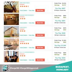 Budapest Hungary is considered one of the top 25 worldwide destinations! OLD SCHOOL EUROPEAN CHARM. Look at the first one...you SAVE over $3,000! http://www.travelwithkeith.com