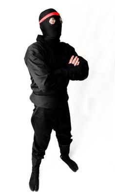 TMNT Foot Clan Costume