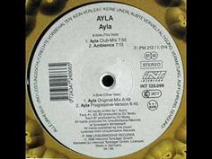 Ayla - Ayla (original vinyl mix)