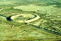 The Walls Of Merv Turkmenistan  Lazer Horse