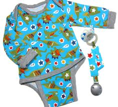 MiniBasics Zwergenverpackung, pattern by farbenmix.de #sewing #baby #nähen #handmade