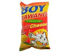 Filipino Nuts & Crackers for Sale - World of Snacks Fried Corn, Snack Recipes, Snacks, International Recipes, Filipino, Crackers, Chili, Cheese, Boys