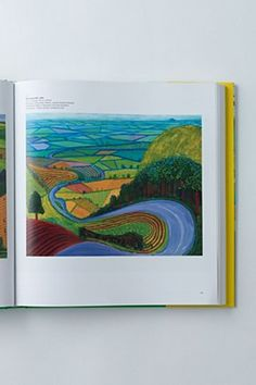 David Hockney A Bigger Picture | Anthropologie.eu