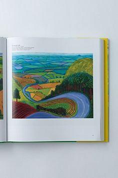 David Hockney A Bigger Picture   Anthropologie.eu
