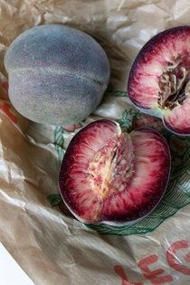 gray peaches, i guess