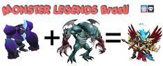 Monster Legends Breeding Guide, Monster Legends Game, Legend Games, Monsters, Couple, Movies, Movie Posters, Shopping, Brazil