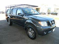 2012 Nissan Frontier, 19,811 miles, $25,990.