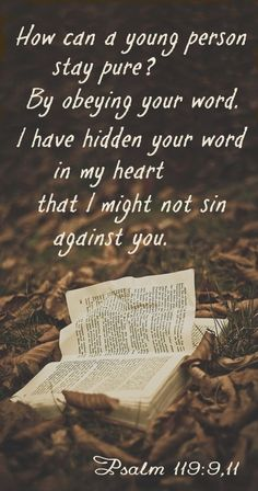 PSALM 119:9,11 A genuine godly couple dating will have a desire within to please the Lord and save themselves for the one HE has intended for them.