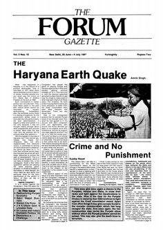 The forum gazette vol 2 no 12 june 20 july 4, 1987